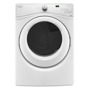 Front Loading Washer & Electric Dryer