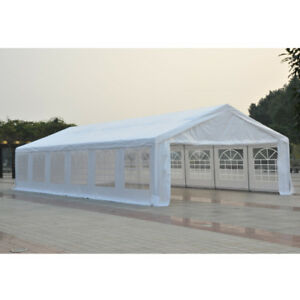 20 x 40 ft Outdoor Patio Party Tent Canopy Gazebo Wedding Party