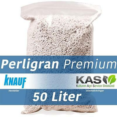 Perlite Perligran Premium 2/6 50 Liter Substratverbesserer Agriperl