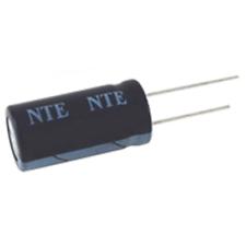 NTE Electronics VHT68M160 CAPACITOR HIGH TEMP Al ELECTROLYTIC 68UF 160V 20/%