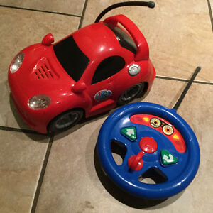 Toddler remote control car!!