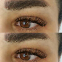 Eyelash Extensions Services- May&June Promotion!