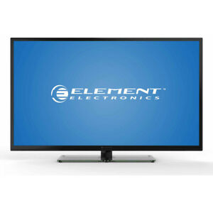 2 year old 55' element flat screen barely used.