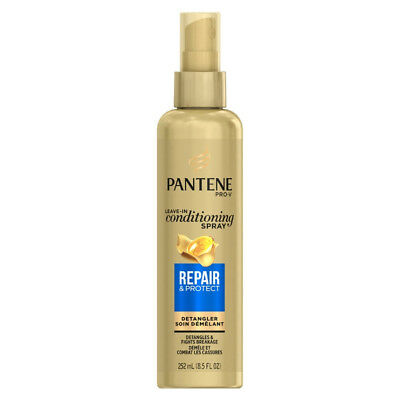 Pantene Pro-V Medium-Thick Hair Solutions Silkening Detangle