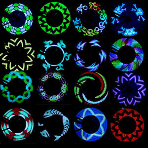32 LED Colorful Rainbow Bicycle Bike Wheel Spoke Light Double Sided Tire Lamp