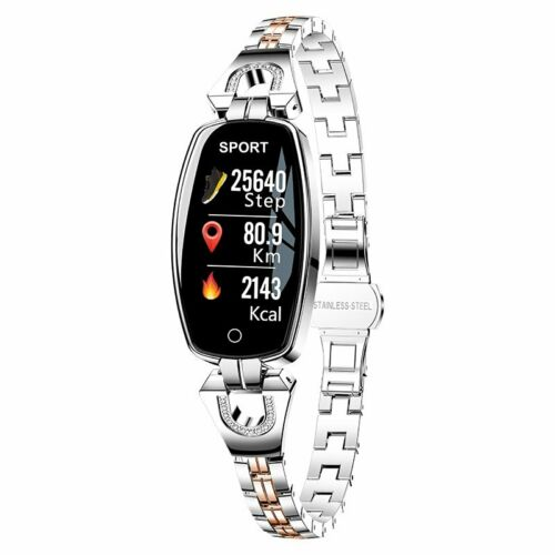 Fashion Women Smart Watch Bracelet Heart Rate Fitness Tracker For iOS Android