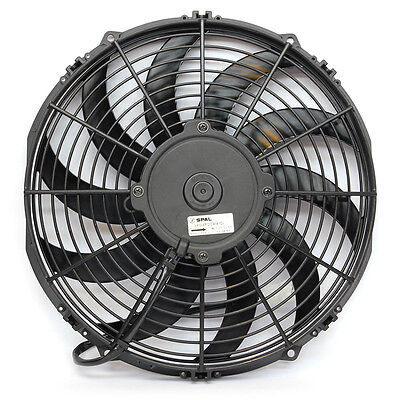 VA10-AP50/C-61A - 1221 cfm - SPAL Electric Radiator Fan - 12.0