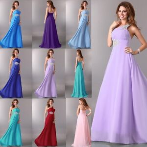 LONG-Bridesmaid-Party-Gown-Prom-Ball-Evening-Wedding-Cocktail-Dresses-PLUS-SIZE