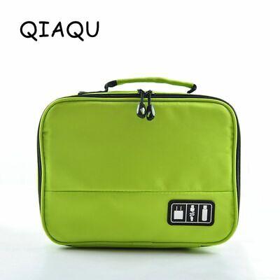 High Quality Electronic Accessories  Men Travel Bag Organizer Digital Device Bag