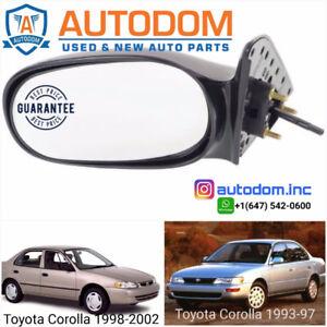 New Door Mirror Toyota Corolla 1993-2002