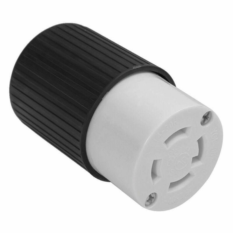 30A NEMA L14-30R Twist Lock 4-Wire Electrical Female Plug Receptacle Loc UL