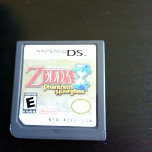 Nintendo DS with Cover and Zelda Game Kitchener / Waterloo Kitchener Area image 1