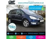 Ford Galaxy 2.0TDCi Titanium X Good / Bad Credit Car Finance