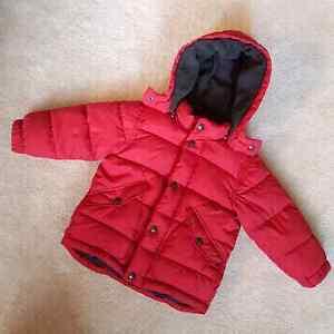 EEUC GAP Primaloft Puffer Coat Jacket
