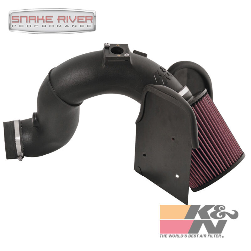 K N Cold Air Intake For 2007 2008 2009 Dodge Ram Cummins Diesel 2500 3500 6 7l Ebay