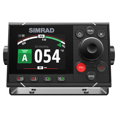 Simrad Ap48 Autopilot Control Head With Rotary Knob