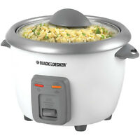 Black And Decker RC3406 6-Cup (Cooked) Rice Cooker - NEVER USED!