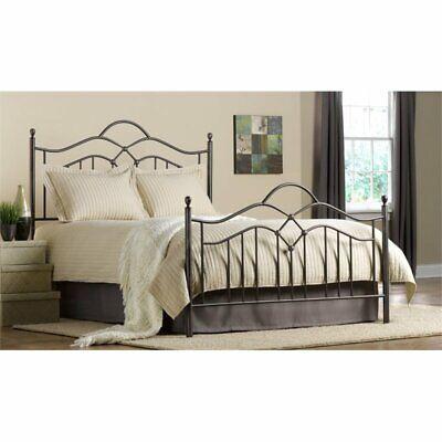 Hillsdale Oklahoma Queen Poster Bed in Bronze Hillsdale Bronze Poster Bed