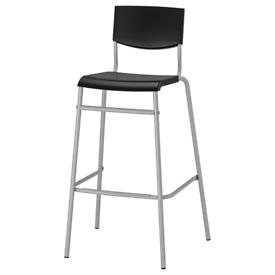 STIG Bar stool, 74cm, IKEA Reading, #bargaincorner