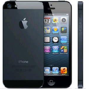 iPhone 5 64GB, Bell/Virgin, No contract *BUY SECURE*
