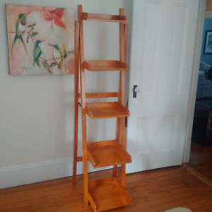5 shelf Library stand