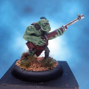 Painted-Privateer-Press-Miniature-Hordes-Trollbloods-Pyg-Bushwhacker-II