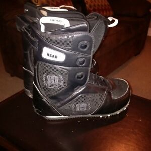 Head snow board boots