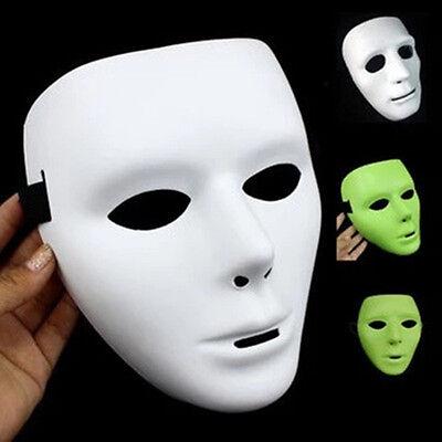 1*Cool PVC Halloween Kamen Dance Hip Hop Mask Props for Home Bar Nightclub 2019 (Hip Hop Halloween 2019)