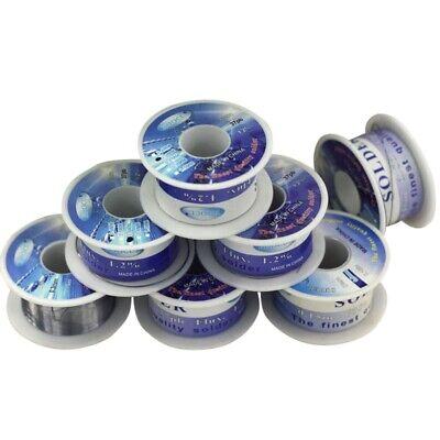 6337 Tin Lead Line Soldering Rosin Core Solder Flux Welding Iron Wire Reel Hot
