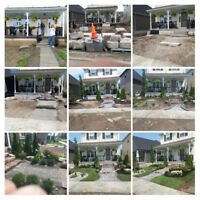 LANDSCAPING AT GREAT FALL PRICES!!!!!!