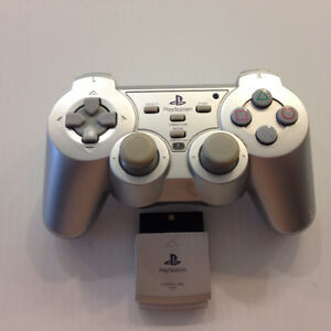 """SOLD""  PS2 - Wireless Force 2 Controller"