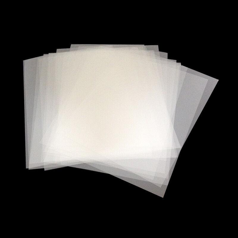 50 Stk. DIN A4 Bögen Airbrush Schablonen Folie