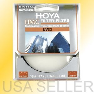 HOYA 55mm 55 HMC Multicoated Slim Frame UV(C) MC UV Filter
