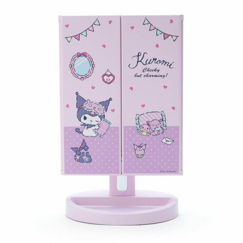 Sanrio KUROMI Lighted Mirror