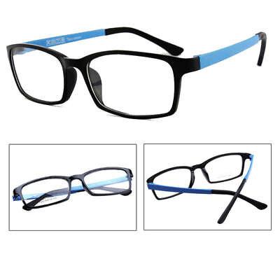 Memory ULTEM Flexible Glasses Men Women Optical Eyeglasses Frame Eyewear (Visual Eyewear)