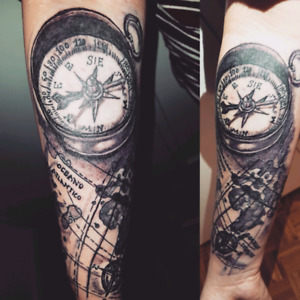 Trong tattoo (tatouage et maquillage permanent)