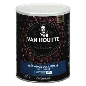 Café moulu - Van Houtte Mélange Français - 1.1kg - Scellé