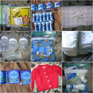 Newborn - 3 Months Girl Items - Selling all in one lot only.