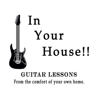 In Your House ! Guitar lesson's