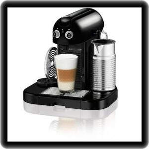 Nespresso Gran Maestria   Piano Black-Noir  used/usage