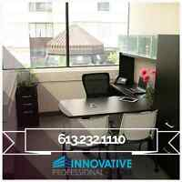 Single Offices- furnished and renovated starting at $699/mo!