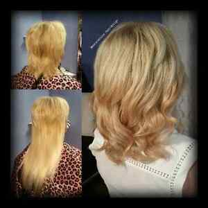 Premium Hair Extensions and Cutting/Coloring/Styling Services Edmonton Edmonton Area image 7