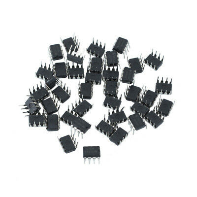 40pcs Lm555cm Sop-8 Lm555 Sop8 Nsc Lmc555 Cmos Timer Chip Ic