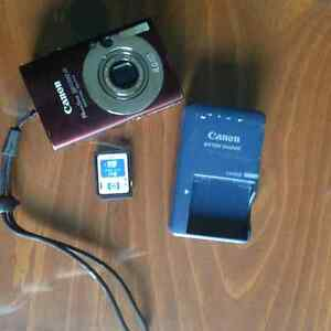 Canon PowerShot SD1100IS digital elph Cambridge Kitchener Area image 1