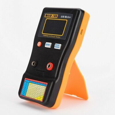 Mesr100 V2 Auto Ranging In Circuit Esr Capacitor Meter G Tester 0.001 To 100r