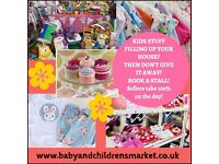 Baby and Children's Market Nearly New Sale Stoke-On-Trent
