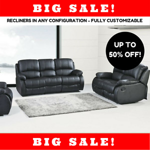 Contemporary Furniture - BIG SALE - Chairs and Recliners