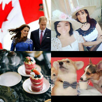 Reserve your table for Canada day 'Royal Tea Party' in Cochrane