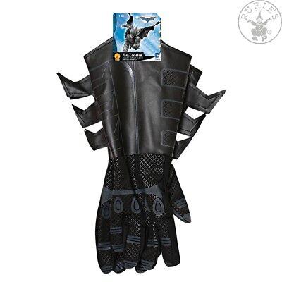 RUB 330738 Batman Gauntlets Lizenz Handschuhe passend zum Kostüm für - Batman Kostüm Für Erwachsene