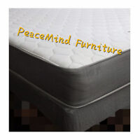 New double size posturepedic mattress set $179.9 (free delivery)